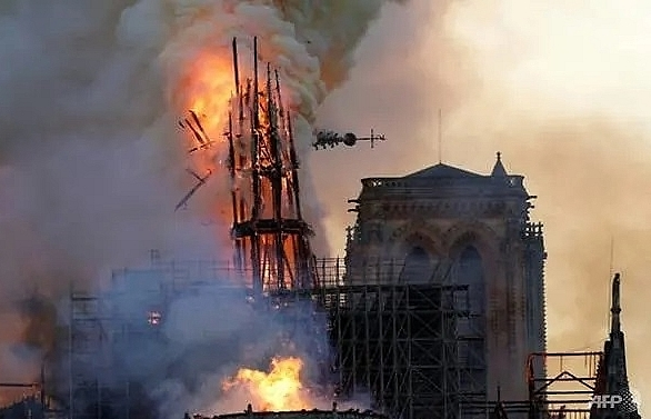 paris notre dame to celebrate first mass after fire