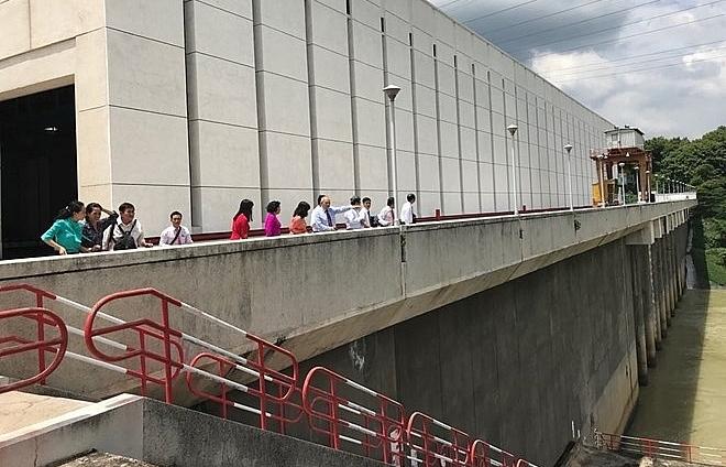 Tri An hydropower plant – Landmark in Vietnam-Russia friendship