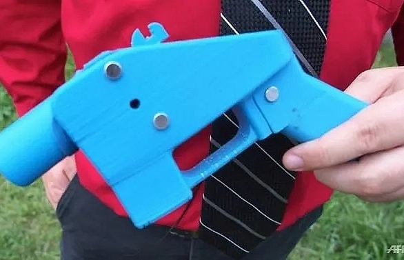 Student becomes first in the UK to be convicted for 3D printed gun: Police