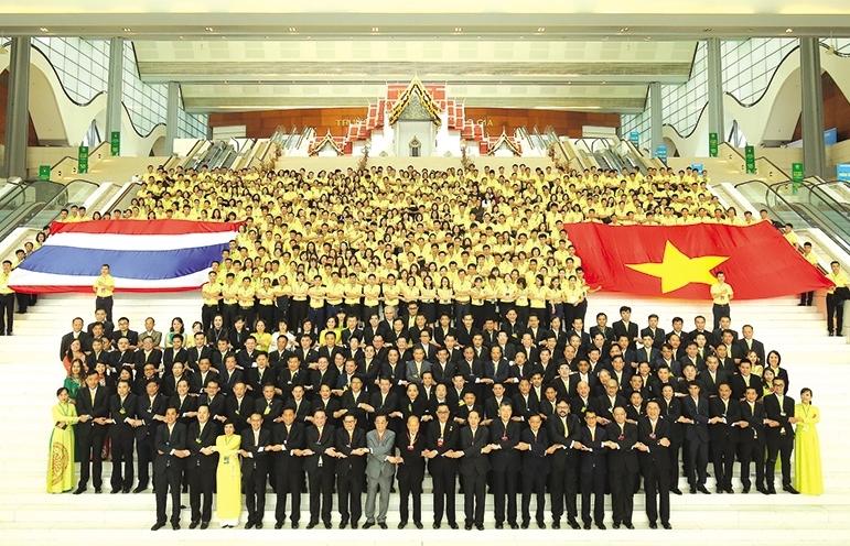 C.P. Vietnam setting a good example