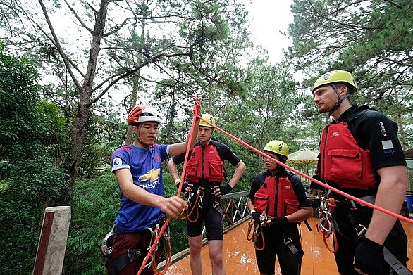 small adventure tours launched in da lat