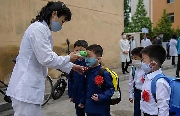 Schools reopen in North Korea after COVID-19 delays