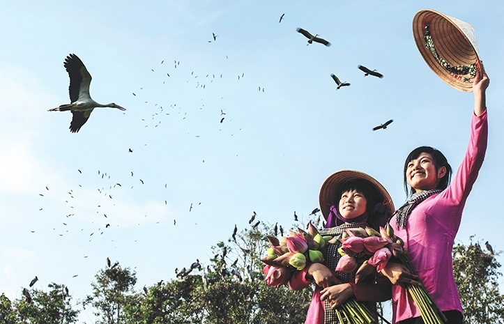 Dong Thap shines in stimulating tourism demand