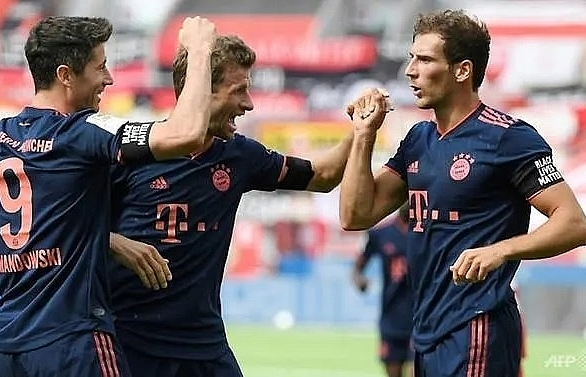 Bayern Munich target double repeat with Goretzka at the fore