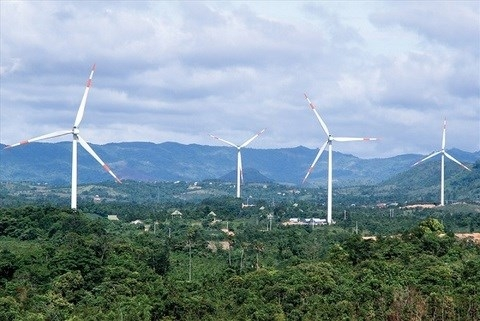 Ha Tinh gives green light to 696.5 million-USD wind power plant
