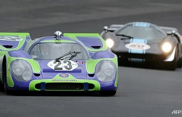 As Le Mans goes virtual, one veteran recalls a famous victory