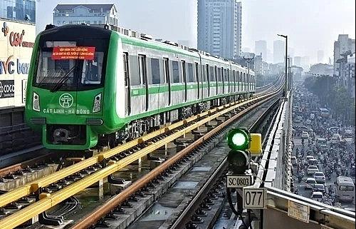 Hanoi metro trouble back on agenda