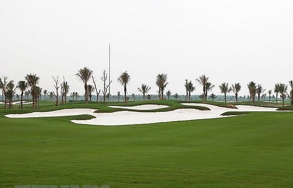Investment intention approved for three golf courses
