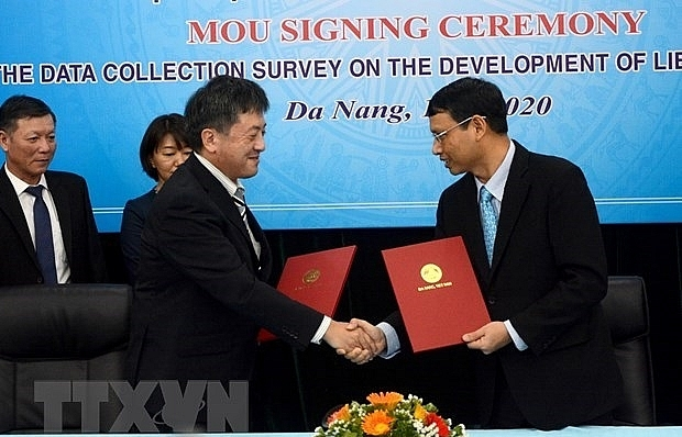 JICA-funded project helps Da Nang develop Lien Chieu port