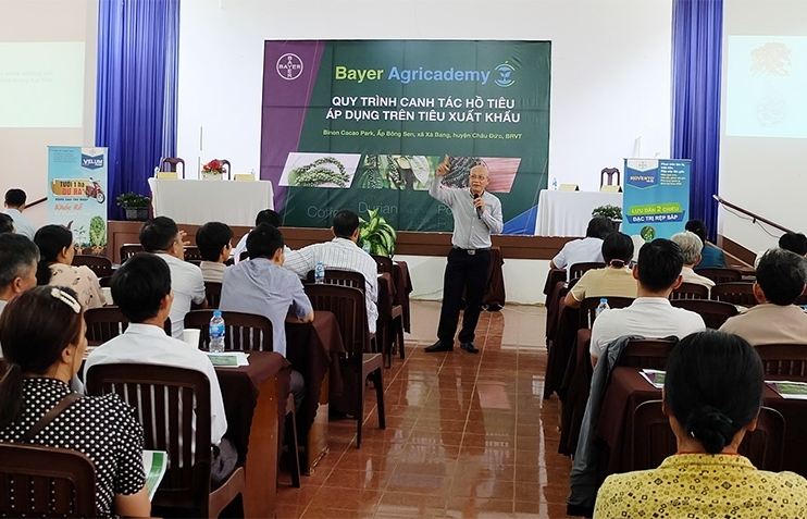 Bayer's black pepper solutions continue to drive sustainable farming in Vietnam