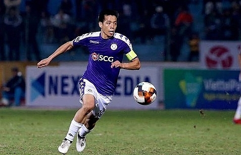 Hanoi FC captain named among five best acrobatic goals by AFC