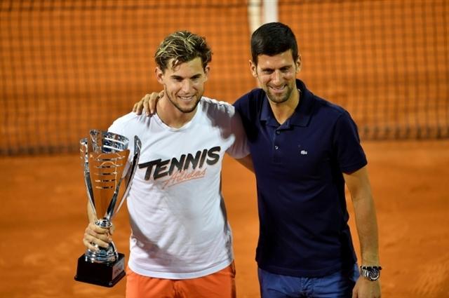 'Mistake': Thiem regret over Djokovic's Adria Tour