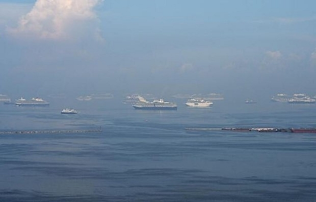 At least 12 Filipinos missing in boat collision
