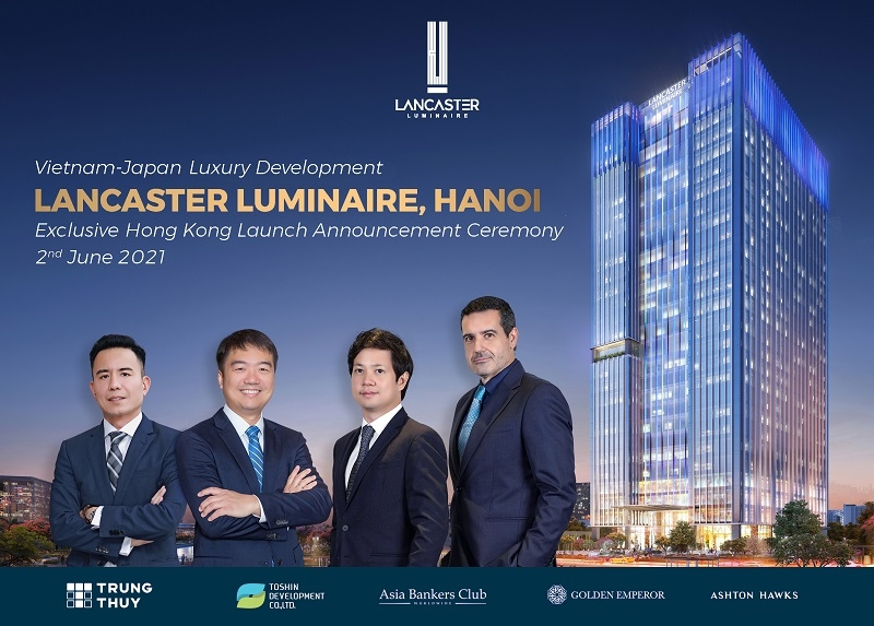 lancaster luminaire hanois vietnam japan luxury apartments launched in hong kong