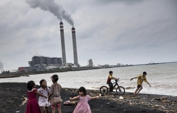 Indonesia pledges to reduce 1.02 billion tonnes of CO2 by 2030