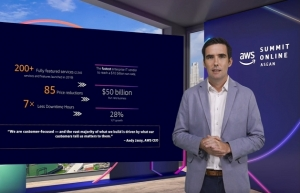 Embrace of the cloud enabling more cost-efficient operations