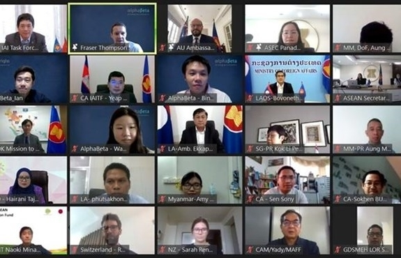 Initiative for ASEAN Integration contributes to narrowing development gap