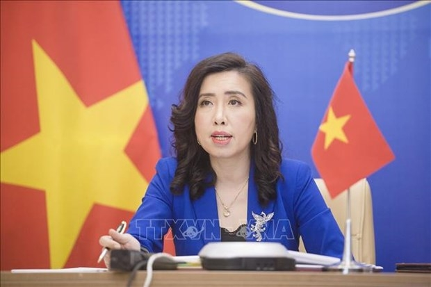 vietnam requests taiwan to stop illegal drills on truong sas ba binh island