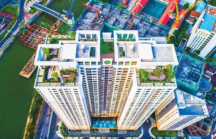 Robust growth spurs real estate chances