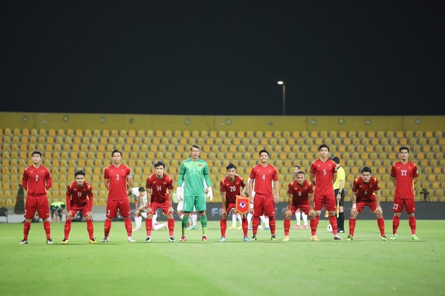 Vietnam make history by reaching third round of World Cup qualifiers