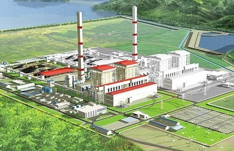 EPC contract signed for power plant in Quang Binh