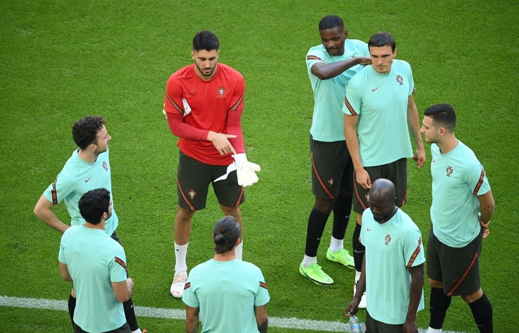 Germany under pressure against Portugal, France and Spain in Euro 2020 action