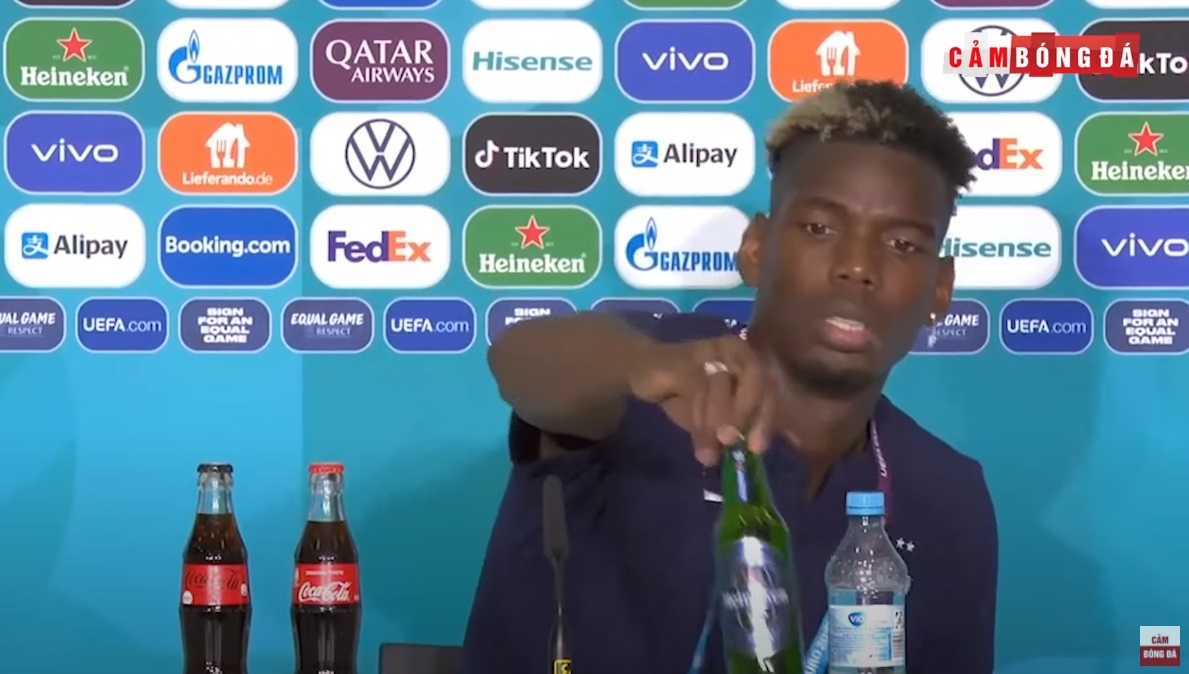 Ronaldo's Coca-Cola snub: sports stars are 'reclaiming their voice'