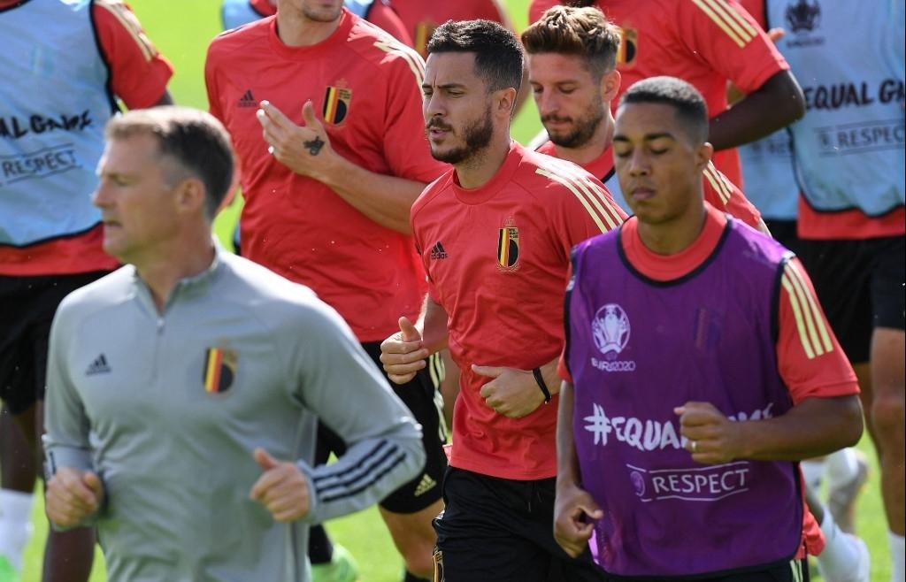 Eden Hazard 'not 100%, but ready to start' against Finland