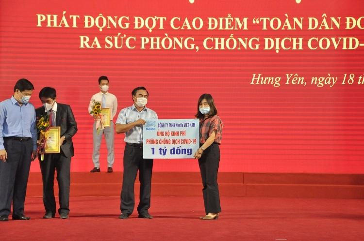 Nestlé Vietnam nurturing local communities