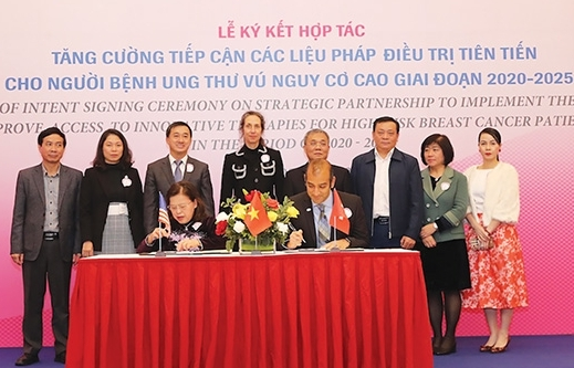 Roche committed to be top trusted partner for healthcare in Vietnam