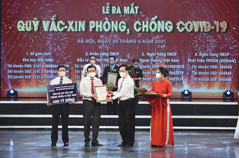 PetroVietnam reports rosy results for year so far amid pandemic strife