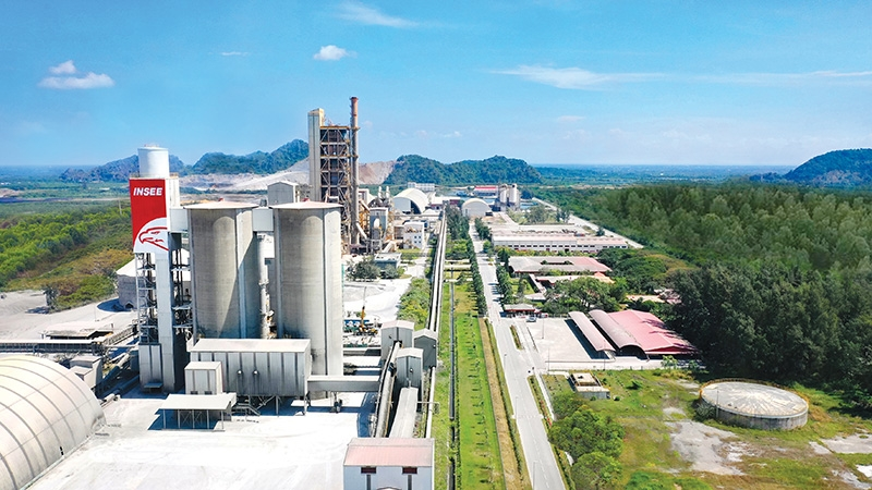 INSEE Vietnam: contributing to the nation's development