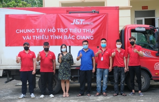 J&T Express: the companion of Vietnamese agricultural products