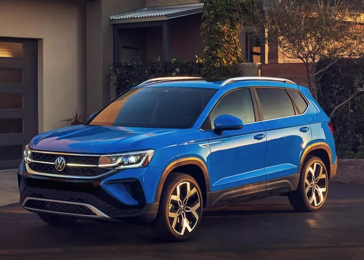 The electric SUV