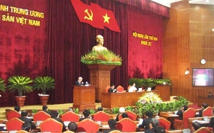 Party Central Committee meeting convenes