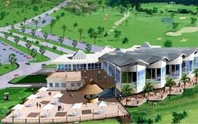 IMG Design designs Geleximco's golf course