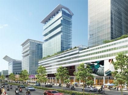 New City takes Binh Duong forward
