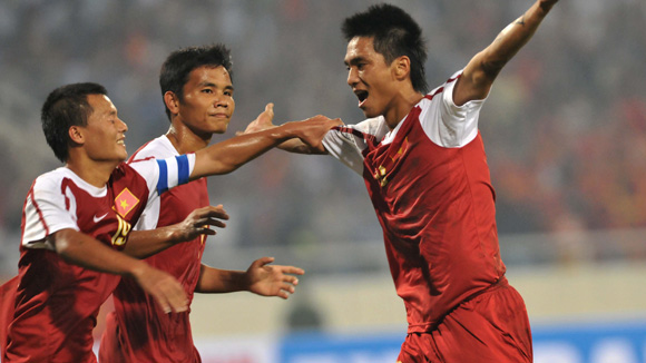 Vietnam drops 22 notches in FIFA rankings