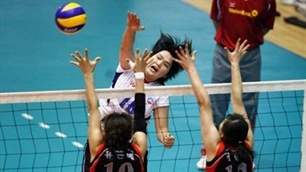 VTV-Eximbank int'l volleyball Cup 2012 to open soon