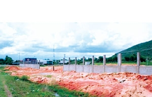 Binh Thuan land case's  big questions
