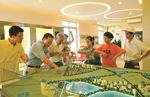 Gamuda Gardens Show Village gets official opening