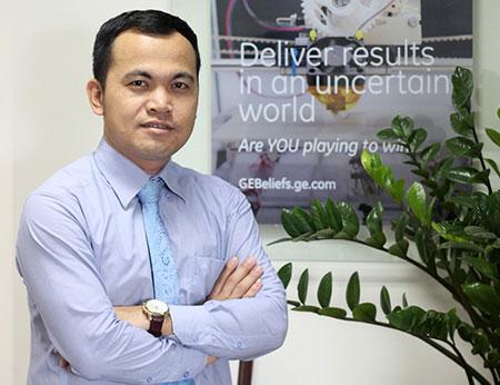 GE Vietnam & Cambodia has new CEO