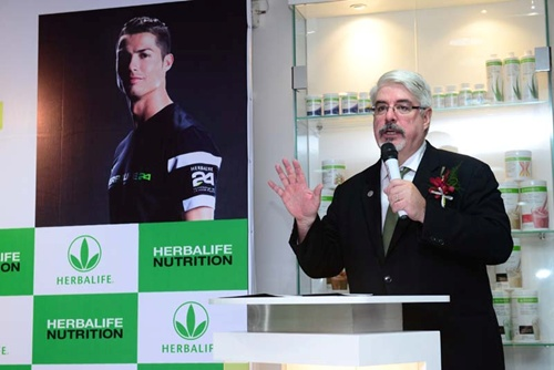 Herbalife opens new office in HCM City