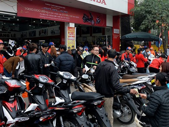 potential motorcycle ban may add to manufacturers woes