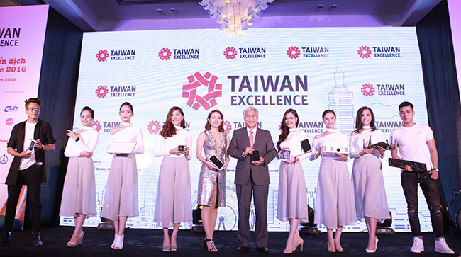 The 7th Taiwan Excellence launched in Hanoi