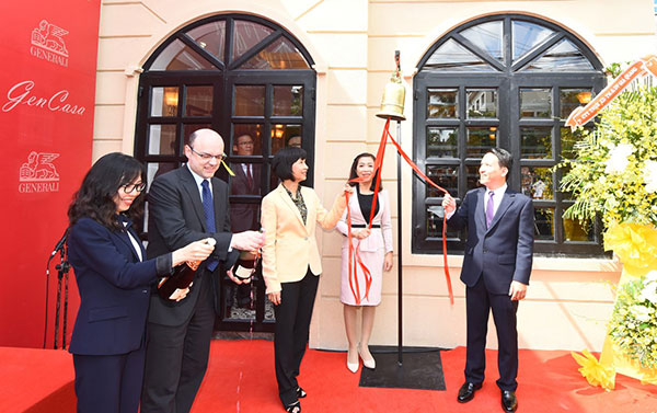 Generali Vietnam launches first General Agency office