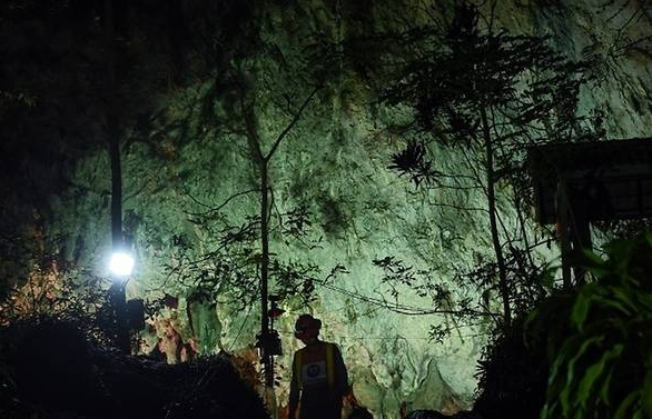 Thai boys survived by drinking water from stalactite formations in cave: Doctor