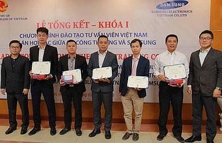Samsung Vietnam aims to increase local tier-1 vendors