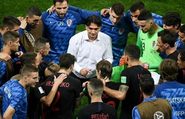 Croatia coach Dalic chooses the hard path to success                                1