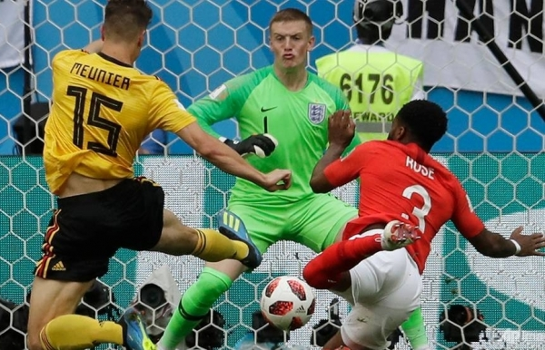 World Cup: Belgium overpower tired England to secure third place                                1
